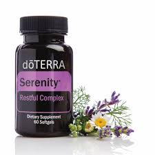 doTERRA Serenity Softgels - Purity of Earth