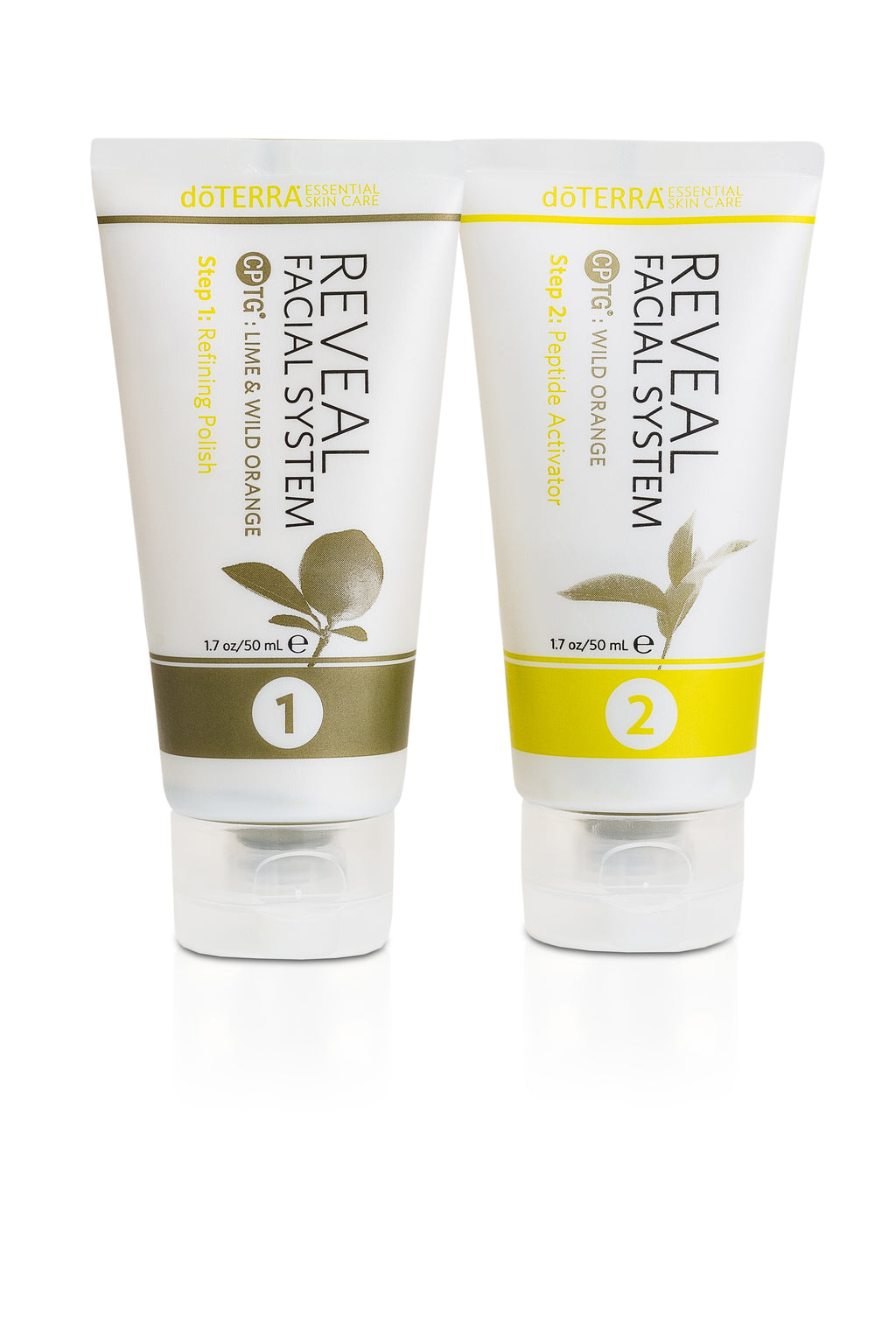 Reveal Facial System - Purity of Earth