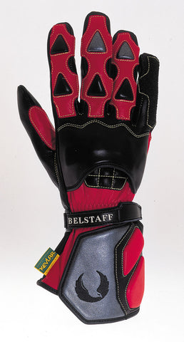 Belstaff Samurai Gloves Red