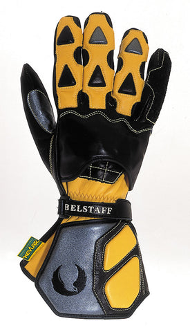 Belstaff Samurai Gloves Yellow
