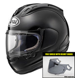 Arai Corsair-X Solid Black