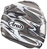 Arai DT-X Graphic Torrent Black Frost