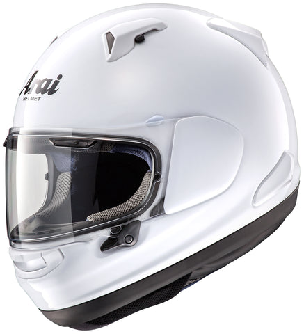 Arai Signet-X Solid Diamond White