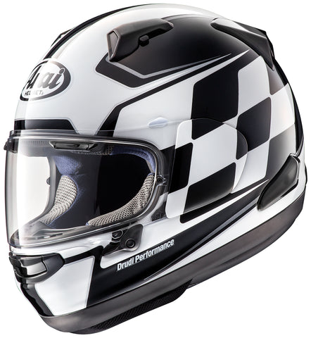 Arai Signet-X Graphic Finish White