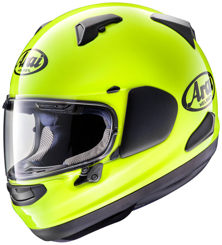 Arai Signet-X Solid Fluorescent Yellow