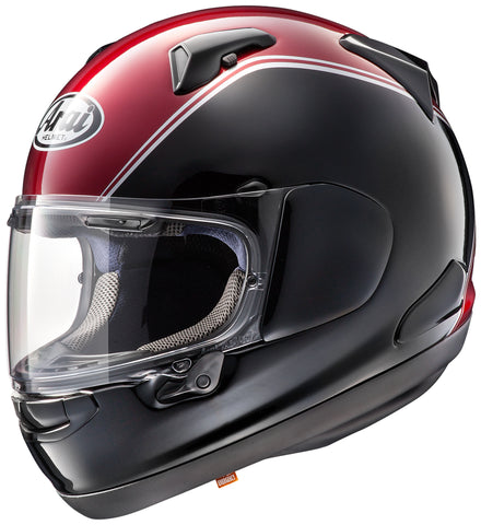 Arai Signet-X Gold Wing Red