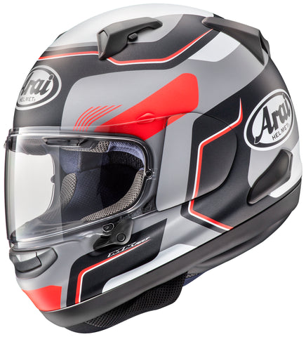 Arai Signet-X Graphic Sense Red Frost