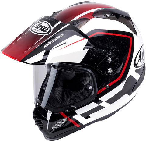 Arai XD4 Detour Dark Red