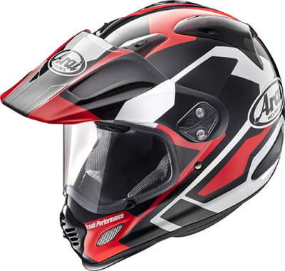 Arai XD4 Catch Red