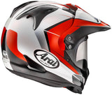 Arai XD4 Flare Red