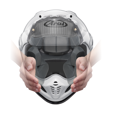 Arai XD4 Fit & Interior Components