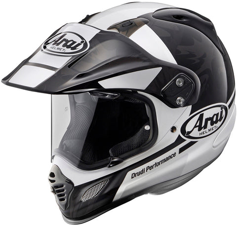 Arai XD4 Mission Gloss White