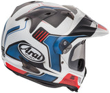 Arai XD4 Vision Red Frost
