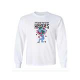 Men's Worldwide Healthcare Heroes Long Sleeve