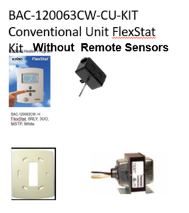 BAC-120063CW-CU-KIT (Without Remote Space Sensors)