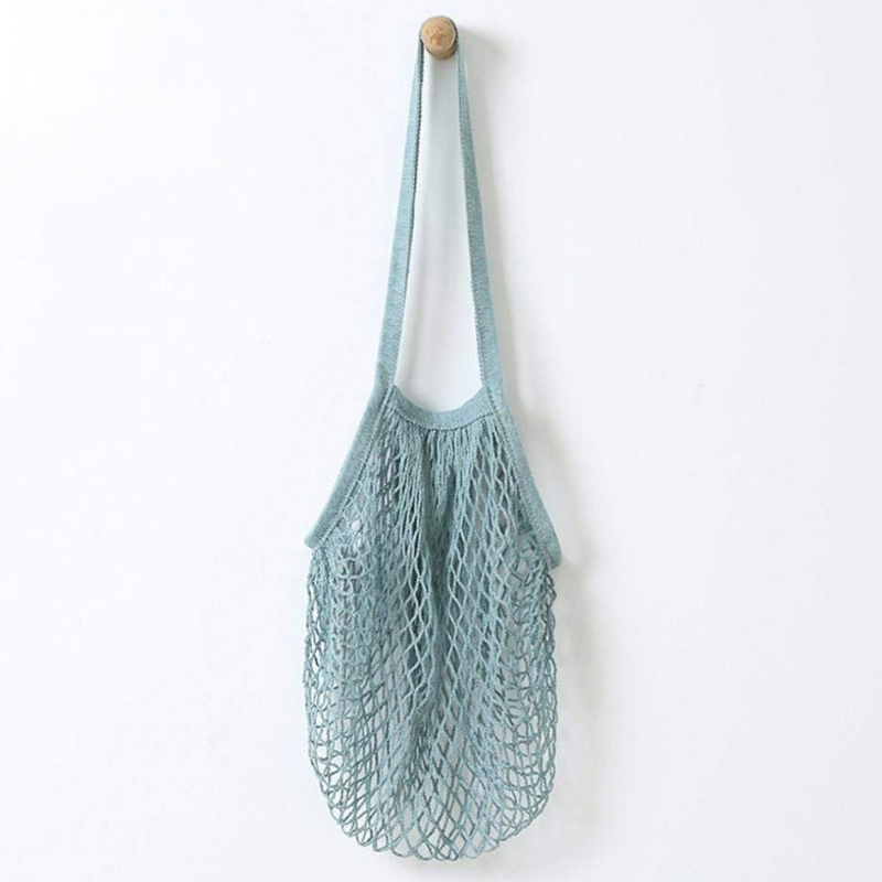 FRENCH MARKET TOTE - TEAL
