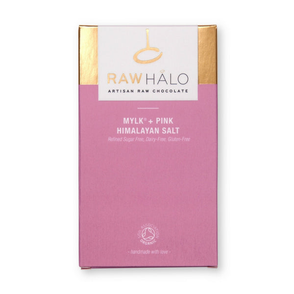 MYLK & PINK HIMALAYAN SALT CHOCOLATE BAR