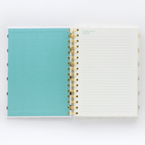 POLKA DOT 'NOTES' WIRE JOURNAL