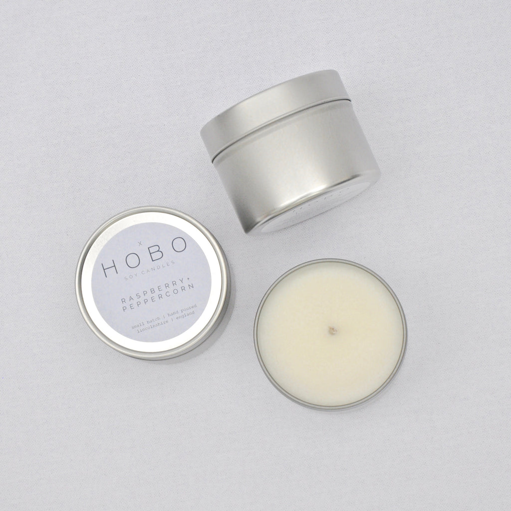 LEMONGRASS & COCONUT SOY CANDLE