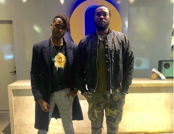 dfbb109b12 Meek Mill Purchases De Lesseps while at FANCY New York, NY