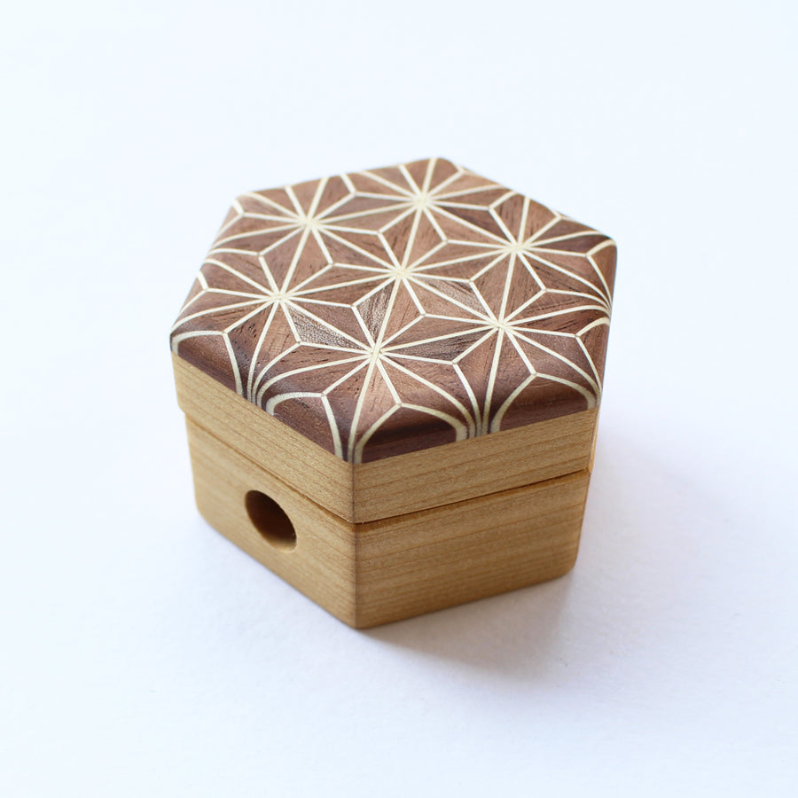 Parquet Pencil Sharpener