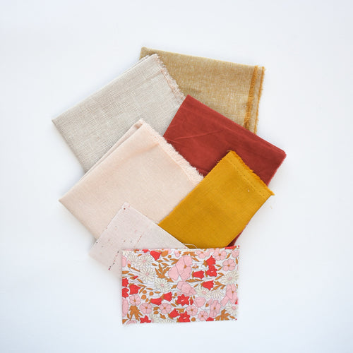 Liberty-Inspired Fabric Bundles