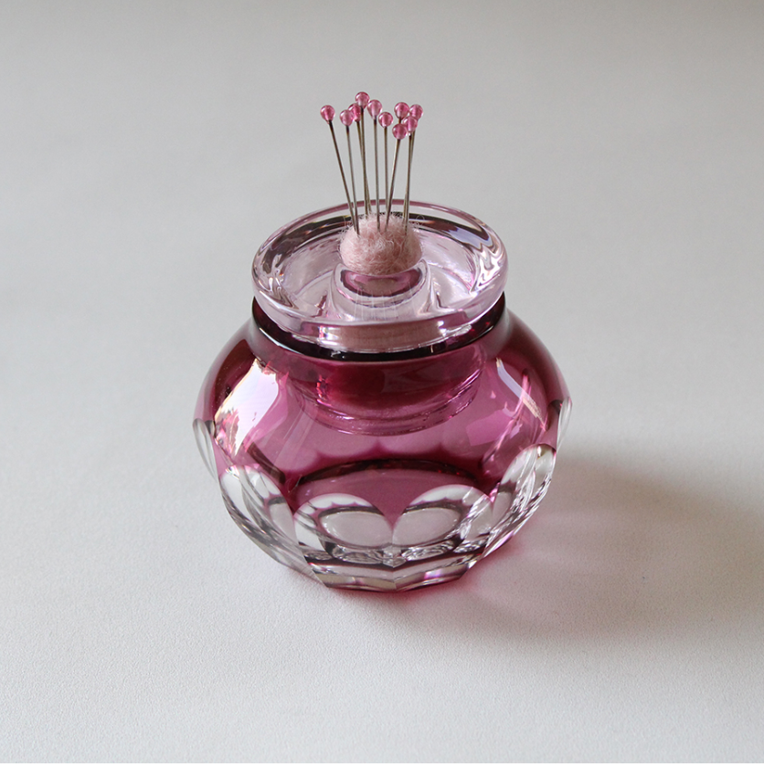 Pin Cushion of Otaro Kiriko