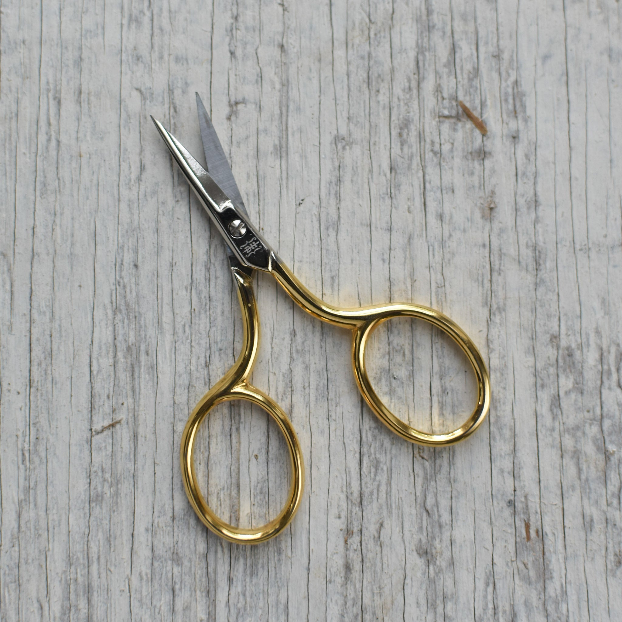 Small 24k Gold Scissors