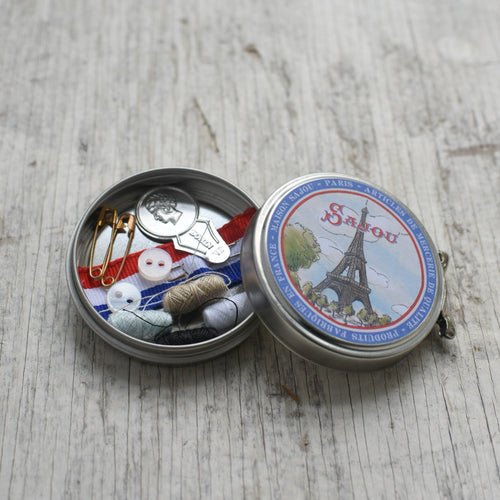 Travel Mending/Sewing Kit