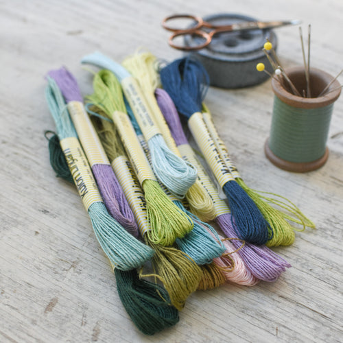 Nordiska Linen Thread Collections