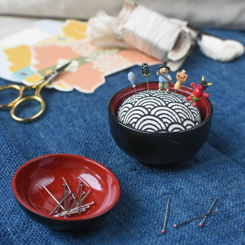 Inch Boy Folktale Pin Cushion