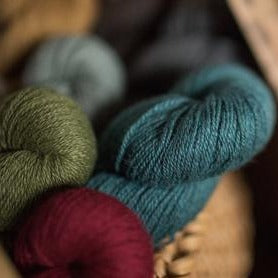 June Cashmere Darning Yarn