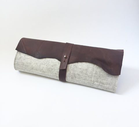 Waxed Canvas Work Bag