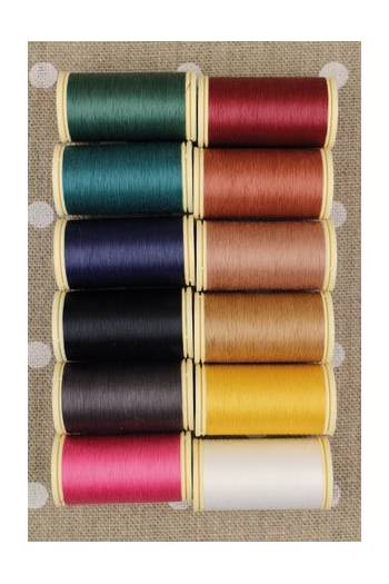 Waxed Cotton Gloving Thread Collections