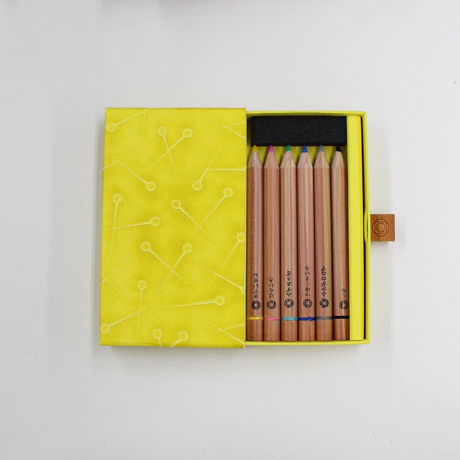 Ukigami Little Box of Colored Pencils