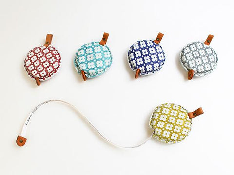 Tweed Pin Cushion Necklace & Pins
