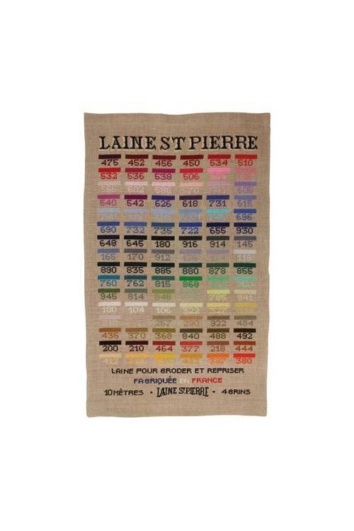 Laine St-Pierre Wool Thread Collections