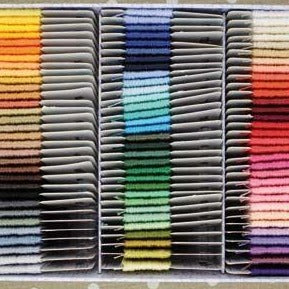 Retors du Nord Embroidery Thread Cards