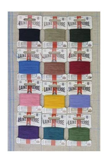 Laine Saint-Pierre Wool Thread Collections