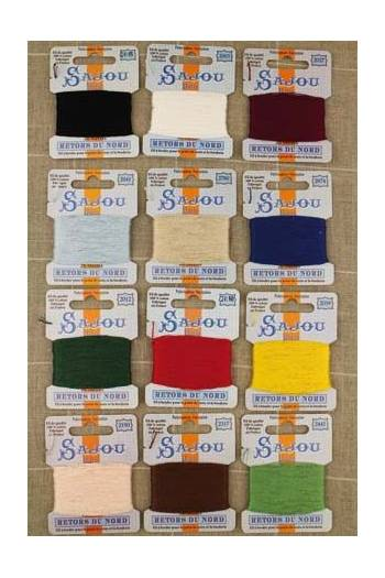 Retors du Nord Embroidery Thread Collections