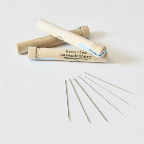 9 Assorted Embroidery Needles