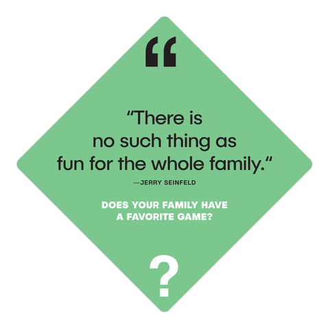 QUOTES + QUESTIONS: FAMILY + FRIENDS
