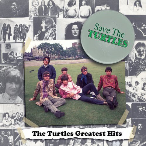 TURTLES, THE - GREATEST HITS