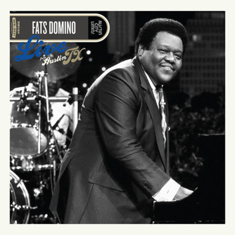 FATS DOMINO - LIVE FROM AUSTIN