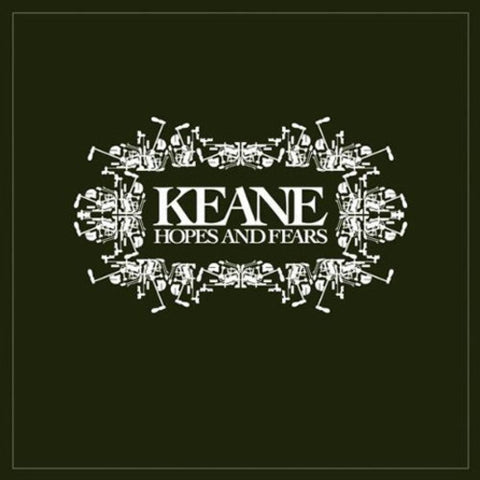 KEANE - HOPES + FEARS