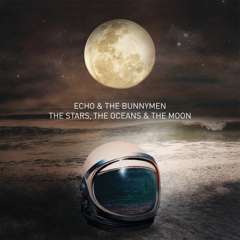 ECHO & THE BUNNYMEN - THE STARS, THE OCEAN, & THE MOON