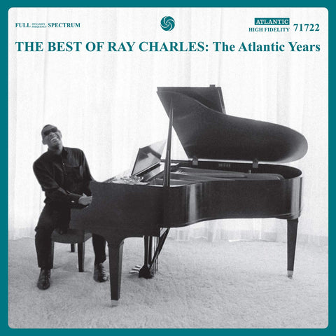 CHARLES, RAY - THE BEST OF THE ATLANTIC YEARS