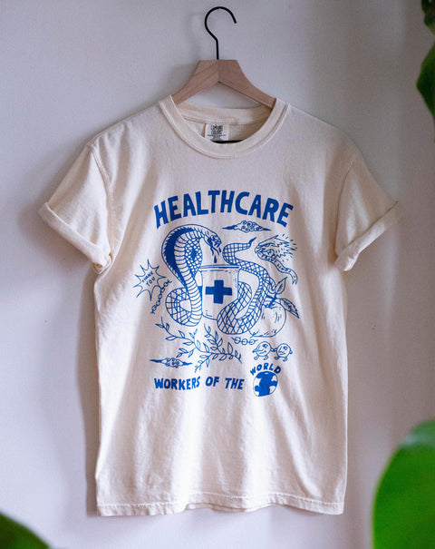 HEALTHCARE WORKERS OF THE WORLD TEE