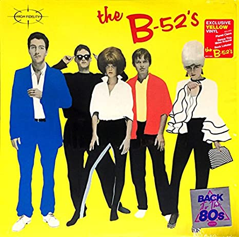 B-52S, THE - SELF TITLED