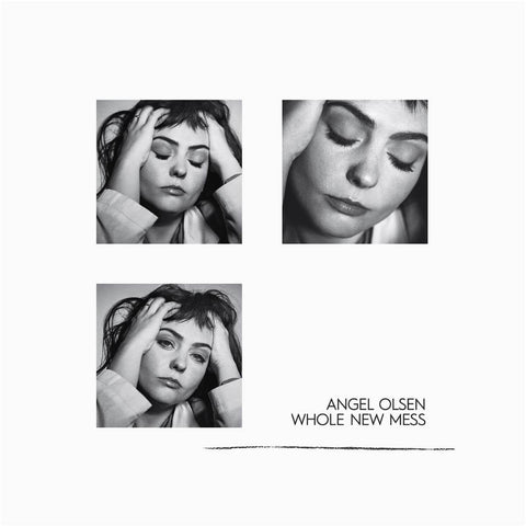 OLSEN, ANGEL - WHOLE NEW MESS